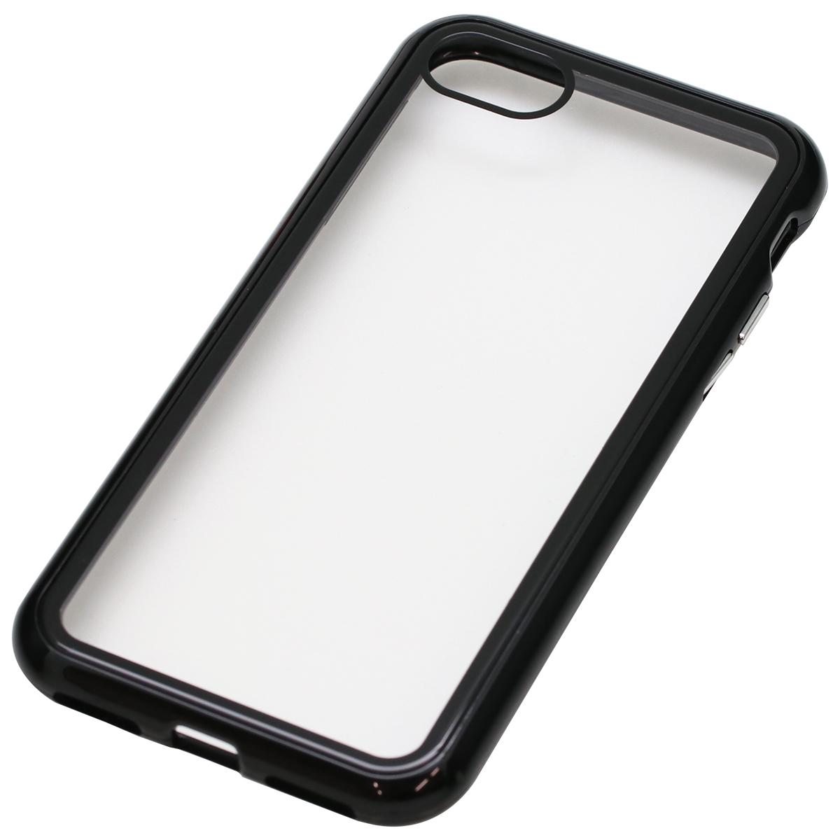 iPhoneSE(第2世代)用マグネットPCバンパーケース